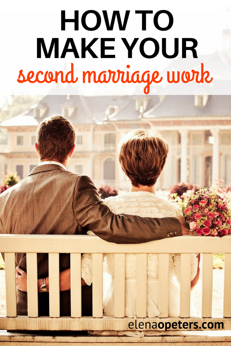Are you a two-timer? Made mistakes the first time around? Here are some tips to have a successful marriage the second time at the altar.