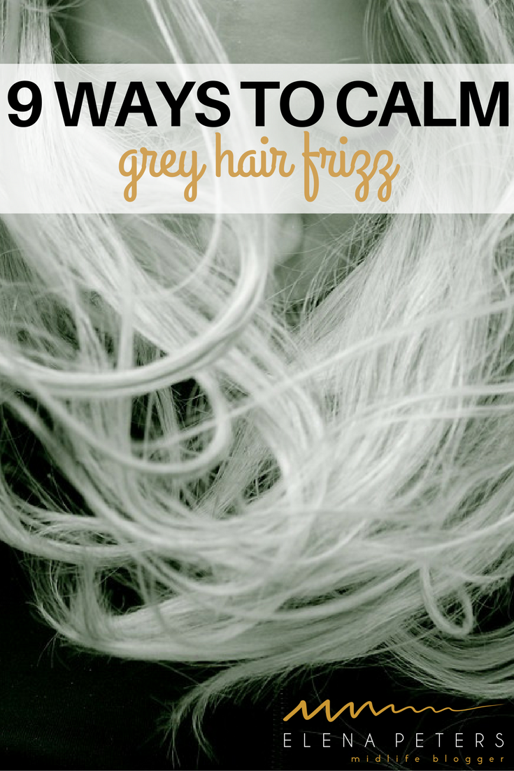 If you are dealing with grey hair frizz, and think the only solution is to shave your head, before you grab that razor, try out my tips for getting smooth, healthy and beautiful-looking, grey hair.