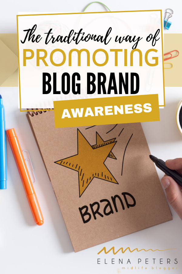 As bloggers, we spend a lot of time trying to spread awareness of our blogs. While social media marketing is a huge part of our plans, don't overlook more traditional methods of marketing and advertising. #marketing #blogging
