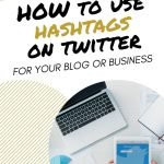 When you learn how to use hashtags correctly on Twitter, it can help you gain recognition, drive traffic to your blog and ultimately, make more money. #blogging #socialmediamarketing #twitter #onlinebusiness #solopreneur