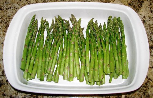 Simply Asparagus, a great side dish!