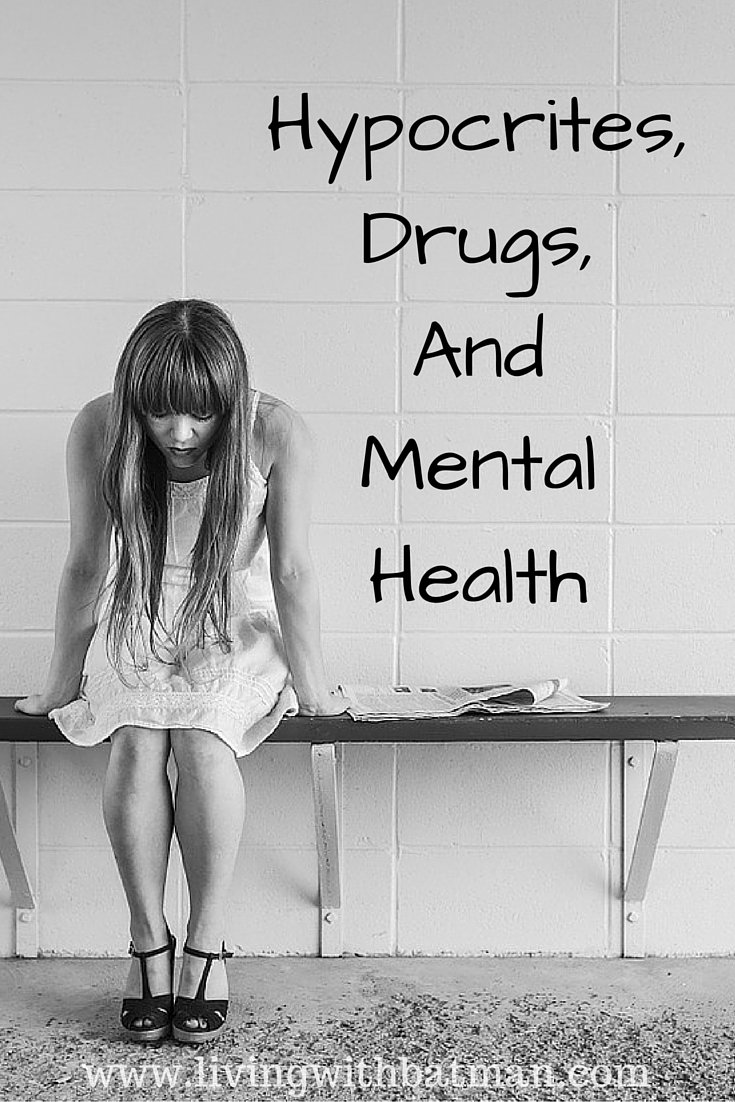 Your child is suffering. I think you should do everything you can to help. And sometimes that means medications. Drugs and mental health, what's the problem?