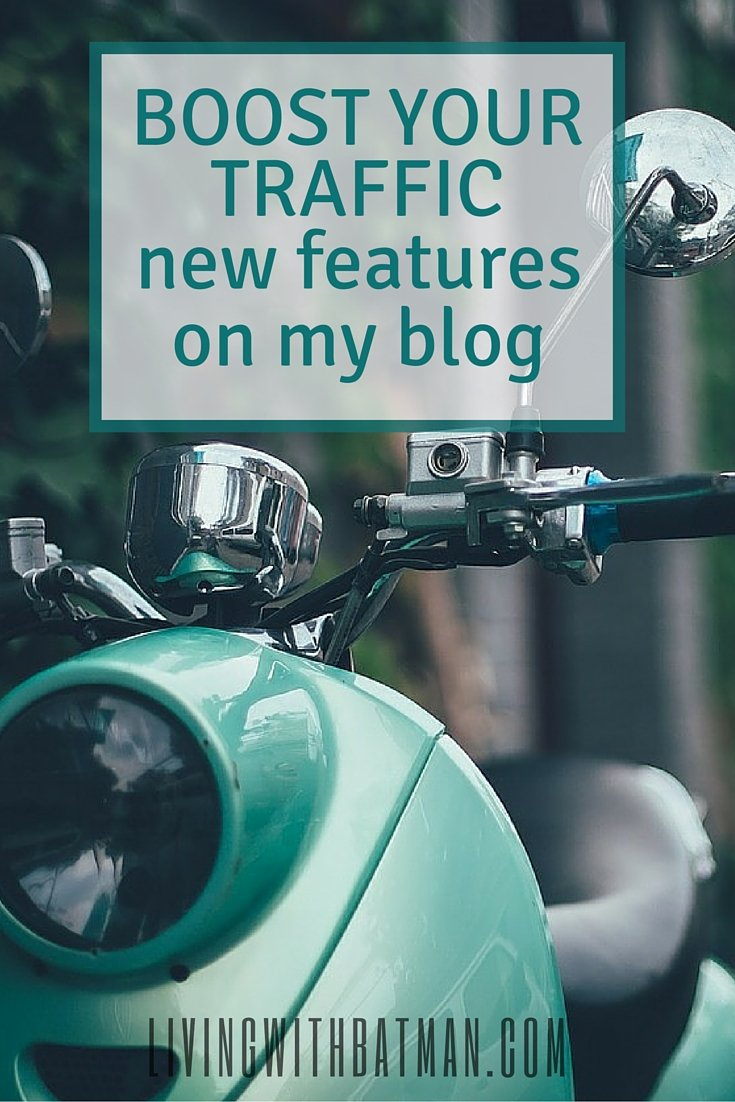 New features on my blog give you the opportunity to take advantage of my growth. Come meet my sponsors, advertise your blog and maximize your Pinterest refers.