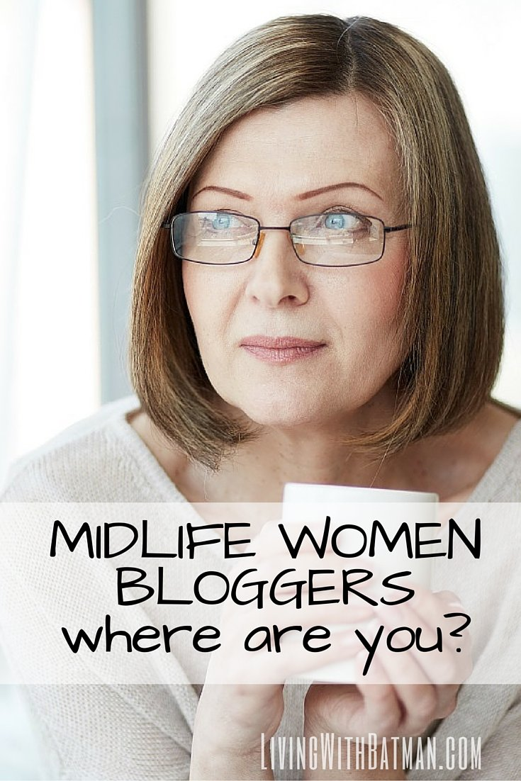 Are you a midlife woman blogger? If you want to connect with others who write about topics important to women in the prime of life, come visit me and add your blog to my list!