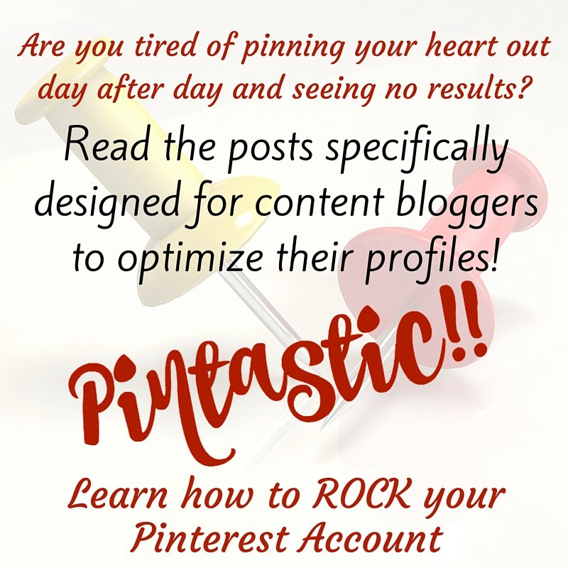 These 5 posts are going to make your Pinterest profile look awesome, get noticed and build the foundation that will increase your impressions and boost your traffic to your site!