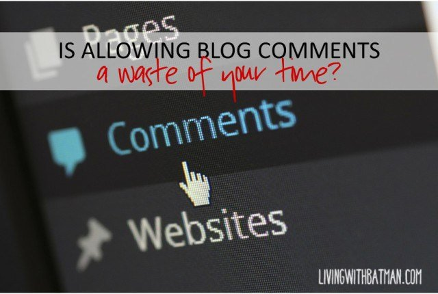 Allowing comments on your blog helps readers to connect with you but is it worth your time and management? Is there a better way to promote blog engagement?