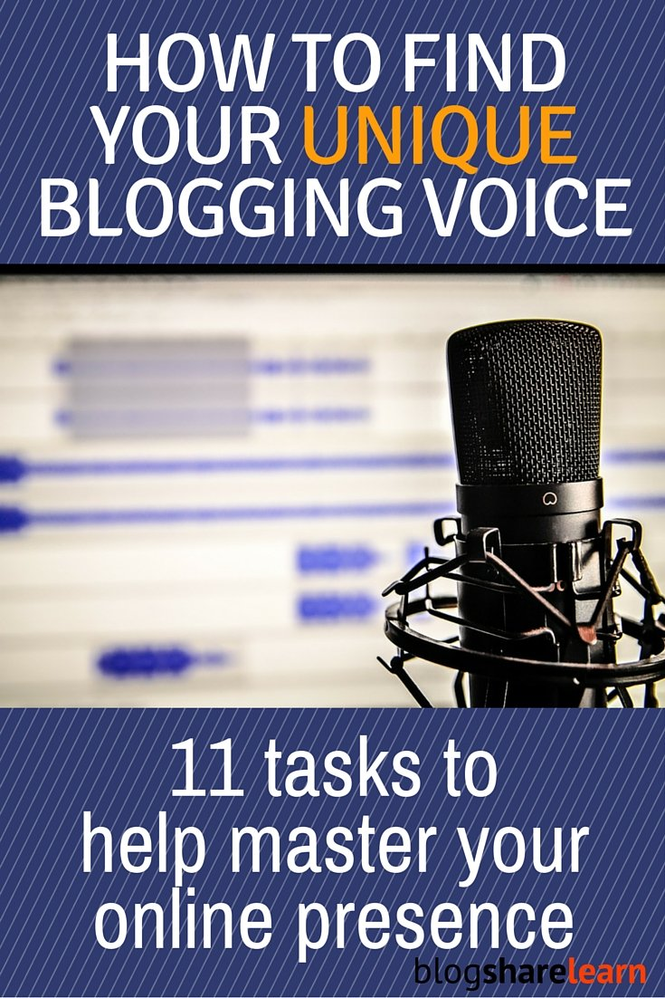 Whether you are a beginner blogger or have been blogging for awhile, the key to your success lies within how you create a unique online presence. Here are some tips to help you find your blogging voice.