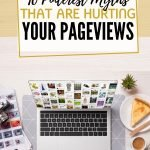 Are still struggling with your Pinterest strategy? Maybe you are still holding on to one of these Pinterest myths that are hurting your pageviews dramatically.