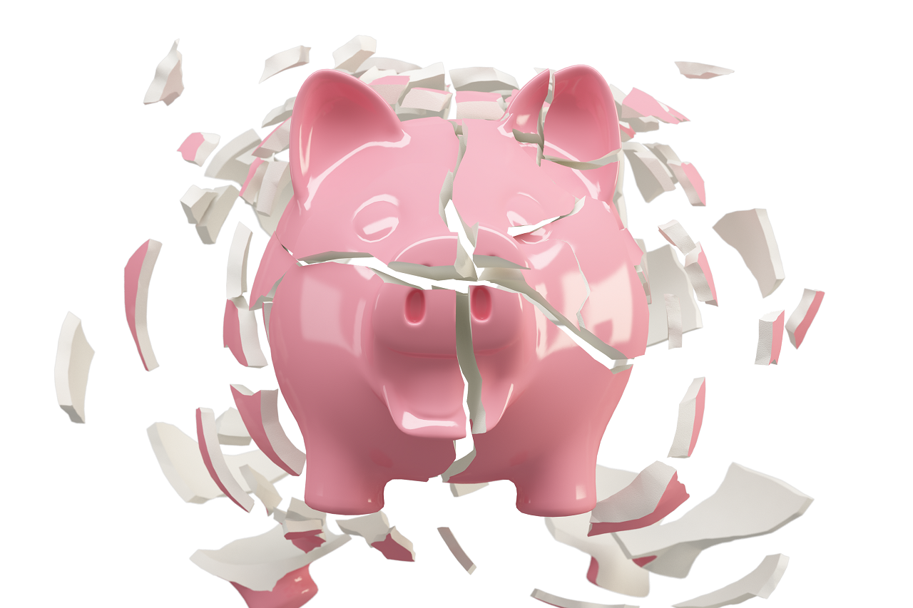 The first step is to put your big girl pants on, stop ignoring the big pink debt elephant in the room and get to work. If you ready to get off the hamster wheel and break the cycle of living paycheck to paycheck, here is my process, step by step, to get back on track when your finances and budget are a mess.