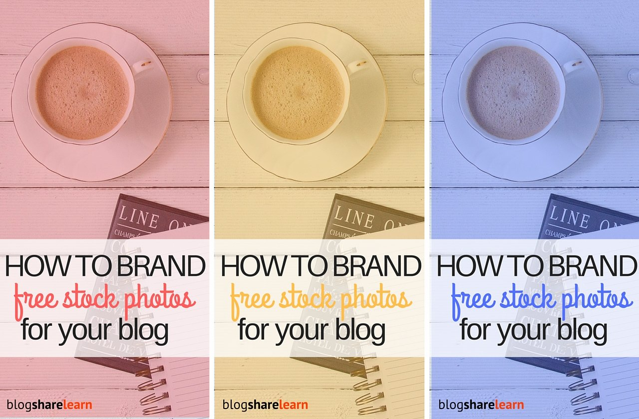 The one thing that can set bloggers apart from their competition and attract oodles of readers/clients is a visually appealing blog and consistent brand experience across all social media platforms. If you are trying to create a brand for your blog using free stock photos, I've got a few simple tips and tricks that will make the images you use get noticed, look customized and get shared on social media.