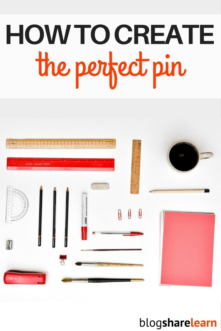 You need pinners to see it, like it and find it! Learn how to create the perfect pin to increase your impressions and boost your referrals. Easy to follow video tutorial using Canva, as well as craft your headline and find keywords. Click through for details.