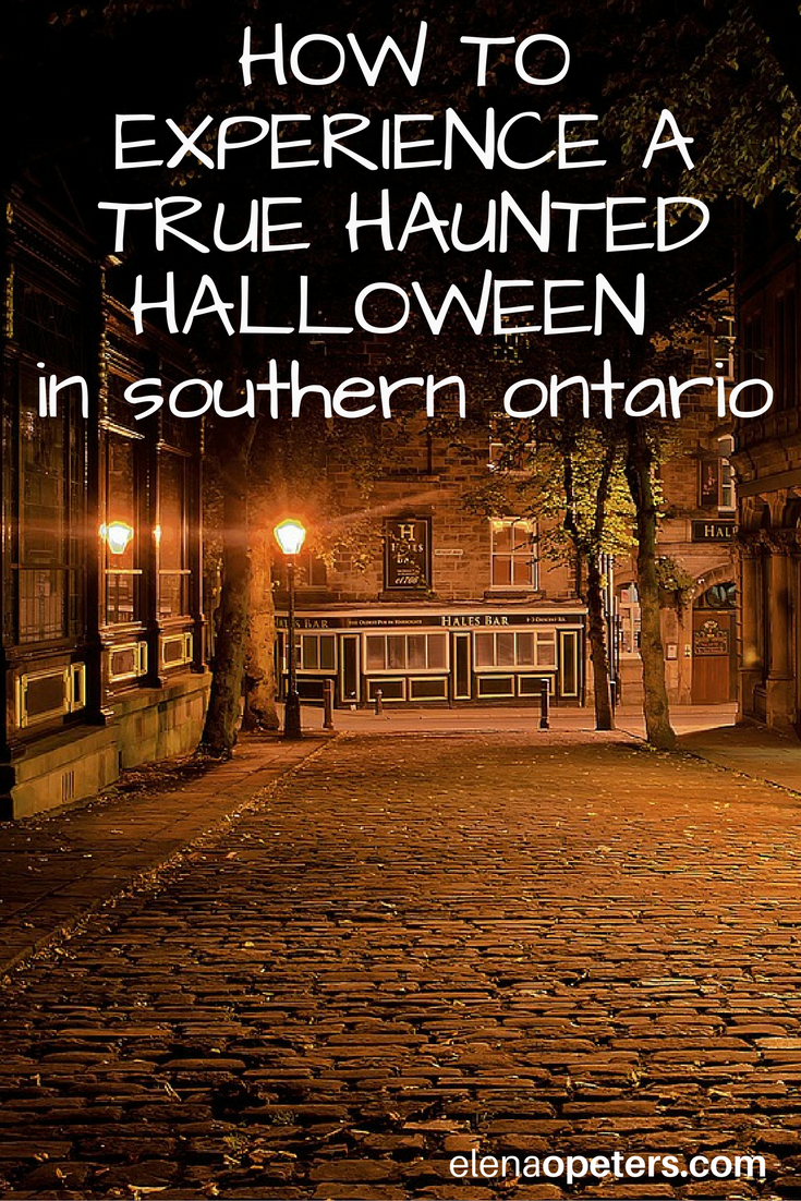 Niagara on the Lake also claims to be the most haunted town in Canada. With 80% of the homes here boasting to have at least 2 resident ghosts, this seems to be the best place to experience the spookiest night of the year, Halloween.