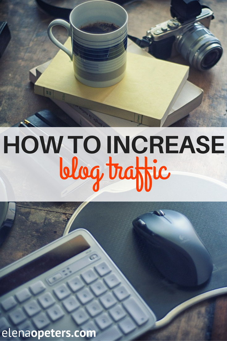 So you read all the advice and started a blog. Then you wait. And wait. You get a few hits but you don't understand why you can't increase traffic.What now?