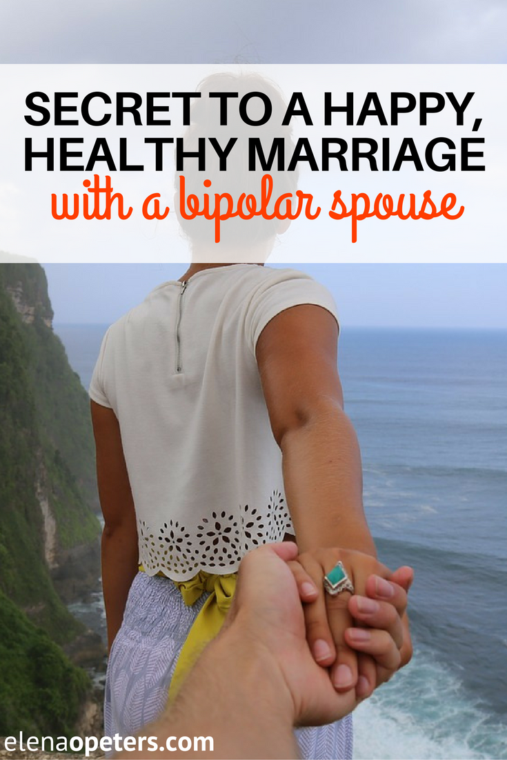 Some statistics quote that up to 90% of marriages, where one spouse is bipolar, will end in divorce. Does your union have what it takes to be in the 10%