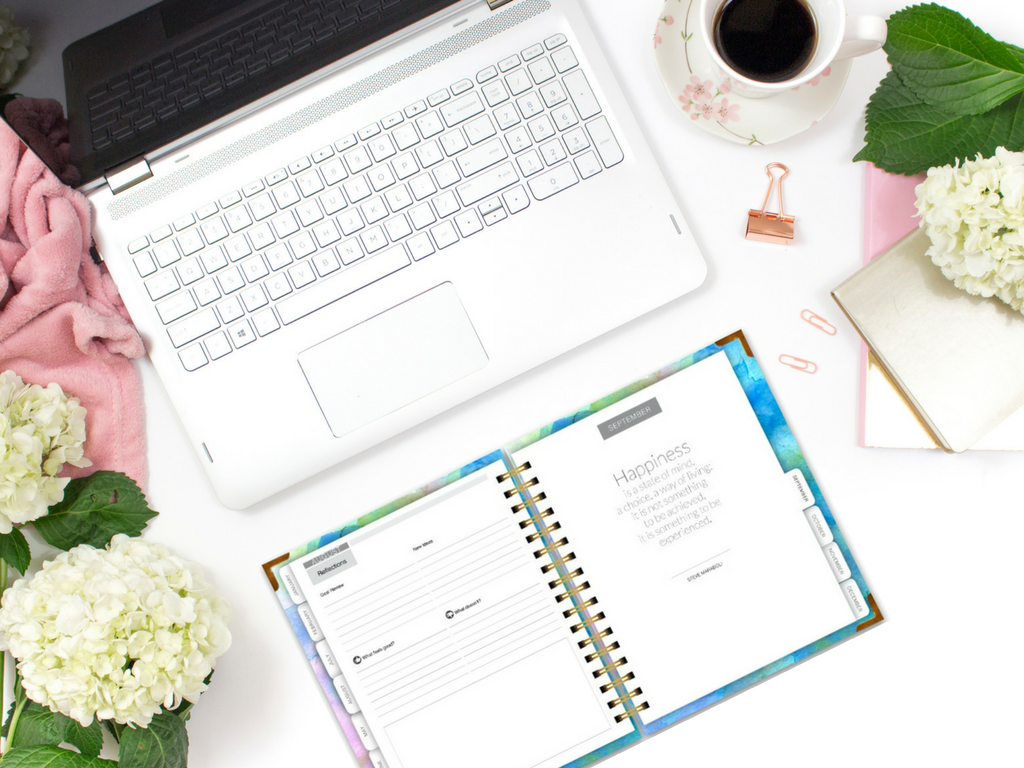 Get a handle, get a grip, get back on track and get organized. Beautifully. And save money on the best planner to get you truly organized!