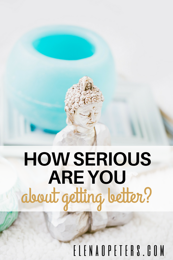 5 Questions to test how serious you are about getting better and finding stability with bipolar disorder.