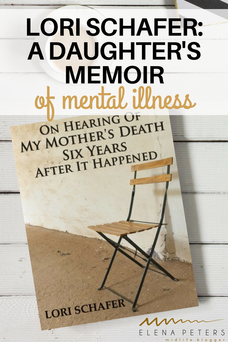 My mother's mental illness took everything. My family, my home, my friends, my future.