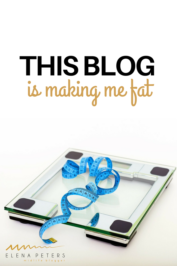 My blog allows me to sit on my ass all day and absent mindedly shove food in my mouth. And it also makes me feel super busy so that I can use that as an excuse for not taking the time to exercise. God I love this blog!