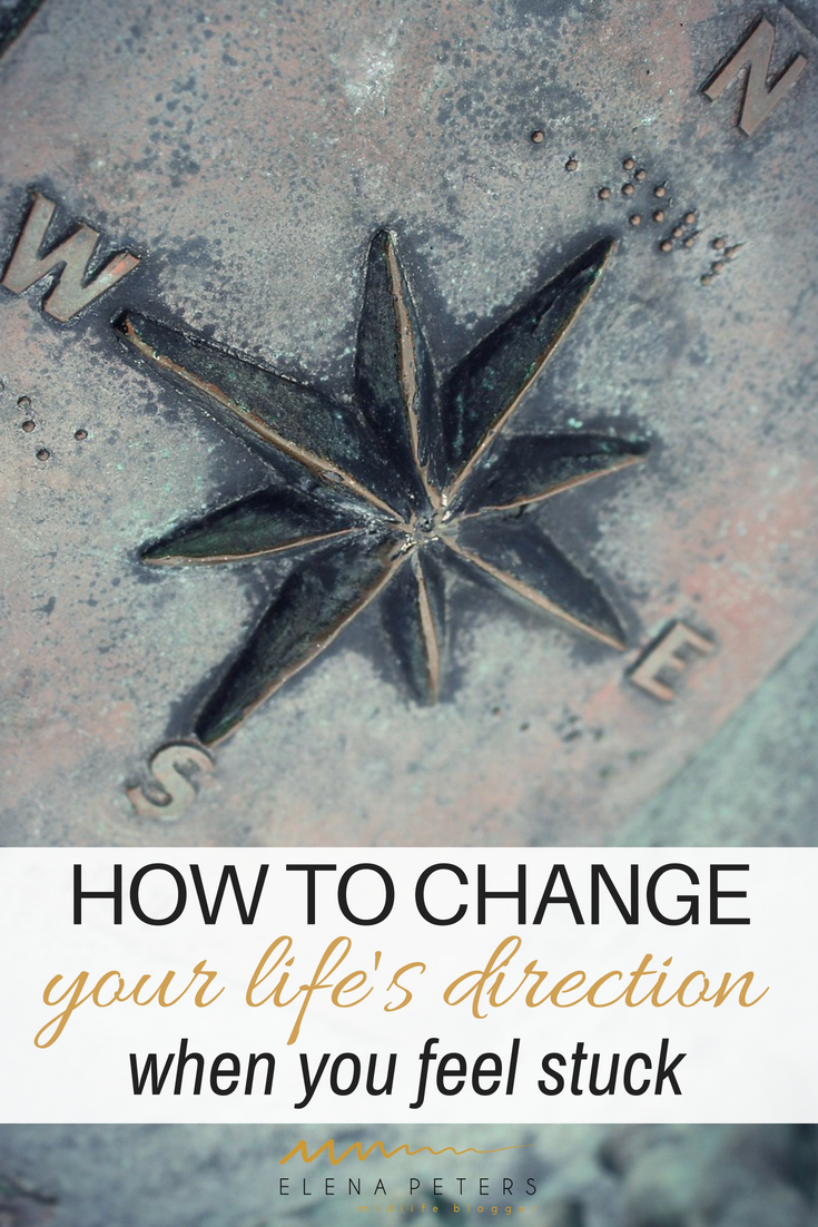 Do you dream of running away? Are you over-whelmed by your responsibilities? Do you feel stuck and burdened? Use these steps to take control of your life's direction.