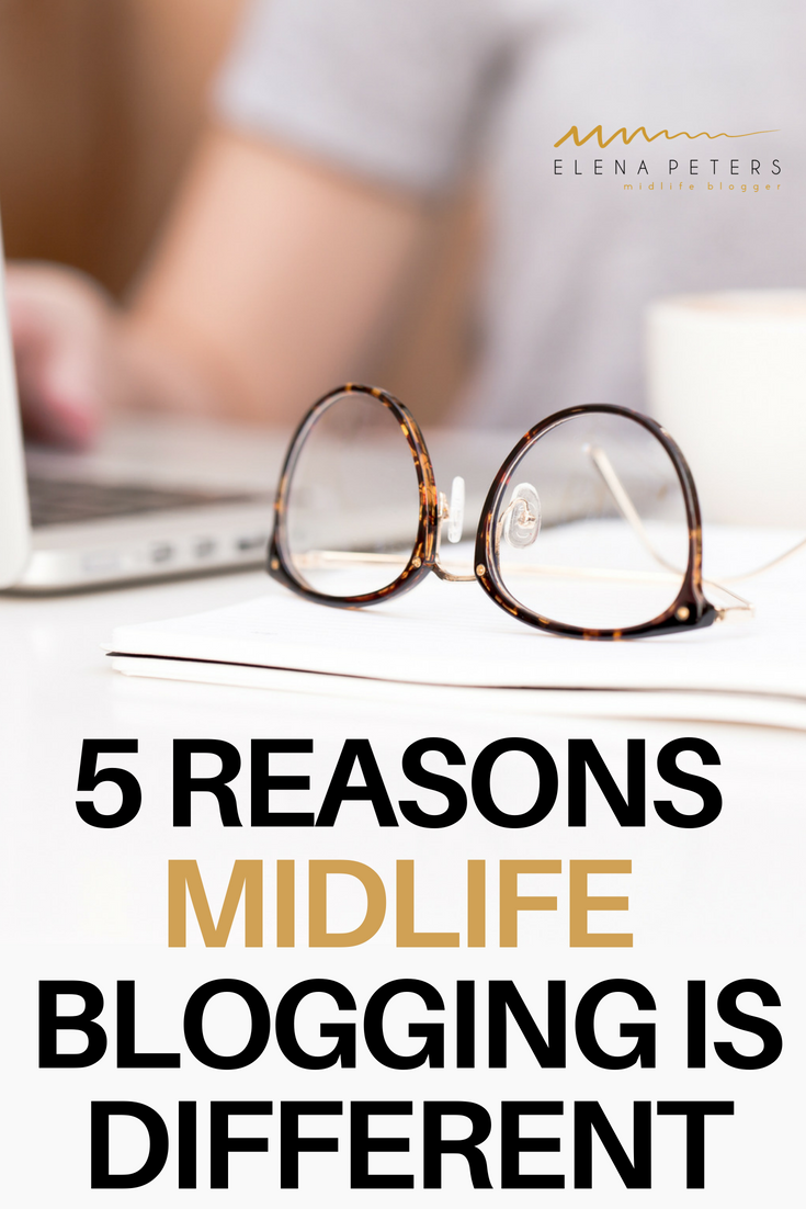 Are you struggling as a midlife blogger? Don't fret! You are unique and awesome! Check out why your blogging journey is different and embrace it to ensure your success. #blogging #over50