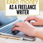 Do you love to write? Wouldn't it be awesome if you could get paid to do it?! Check out these 7 tips on how you could earn money as a freelancer and make it your full-time career.