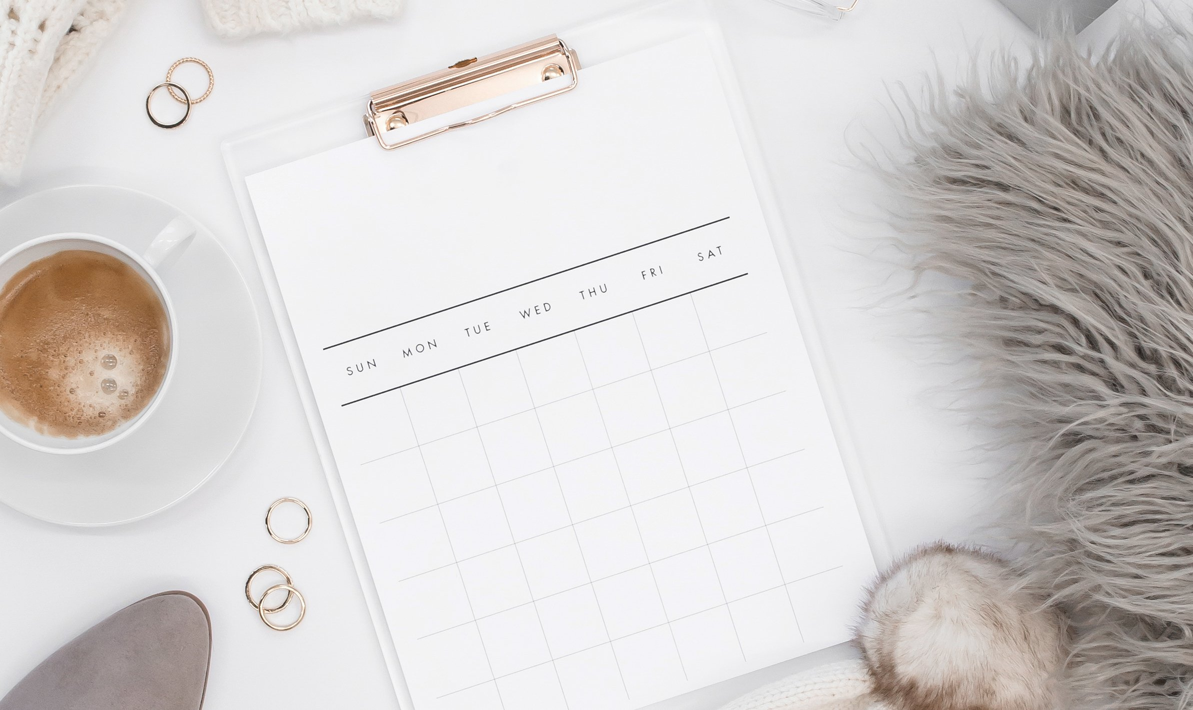 Use this step-by-step guide to create an epic content calendar for your blog that brings you oodles of traffic. #blogging