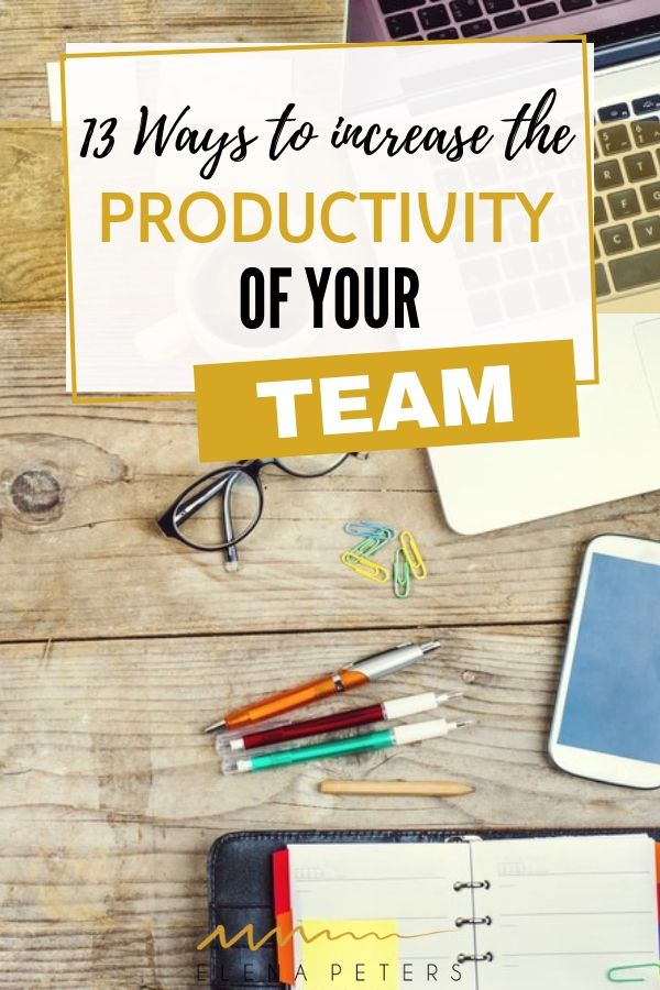 Hiring assistants for your blog business can be extremely challenging. Here are 13 tips to help you make your team as productive as possible.