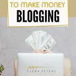 We are quickly moving towards a freelance and gig economy where more and more people are making money blogging. Find out how you can too!