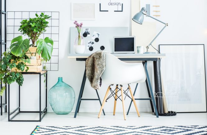 Working from home can be challenging. There are so many distractions! Here are a few tips to refresh your office look to keep you motivated and productive.